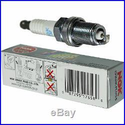 12X NGK Brun Laser Iridium Premium Bougie 7658 Type IFR6J11 Allumage Bougie