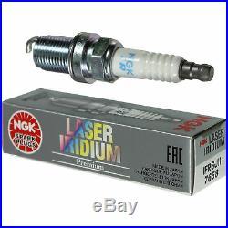 14X NGK Brun Laser Iridium Premium Bougies D'Allumage 7658 Type IFR6J11 Allumage