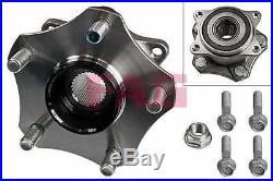 1 FAG 713623620 Set palier roue Axial avant axial arrière