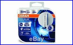 2x OSRAM Jeu de 2 Ampoules Xénon Xenarc Cool Blue D2S 66240CBI-HCB