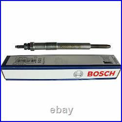 3X Original BOSCH Bougies de Préchauffage 0 250 202 048 Glow Bouchon