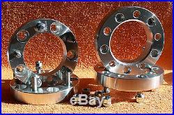 4 ELARGISSEURS DE VOIE 30MM 5x139.7 Suzuki Samurai Santana SJ410 SJ413 SJ500