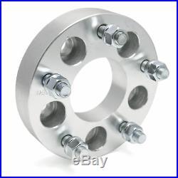 4pcs 20mm 5x114.3 Elargisseurs de voie M12x1.25 66.1CB Pour Nissan Altima Maxima