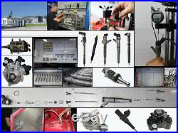 4x Injecteur Injecteur Bosch 0445110044 Peugeot Citroen 2.0 HDI Fiat 2.0 JTD