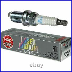 5X NGK Brun Laser Iridium Premium Bougie 7658 Type IFR6J11 Allumage Bougie