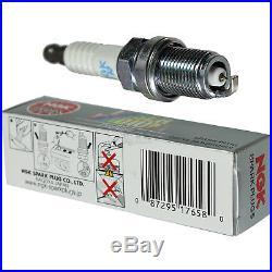 7X NGK Brun Laser Iridium Premium Bougie 7658 Type IFR6J11 Allumage Bougie