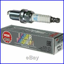 8X NGK Brun Laser Iridium Premium Bougie 7658 Type IFR6J11 Allumage Bougie