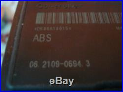 ABS Suzuki Grand Vitara 64J0 JP 4WD A2 06210205794 06210906943