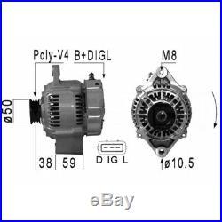 ALTERNATEUR SUZUKI BALENO 1.6 i 16V 72KW 98CV 07/199505/02 EB870Q V107