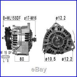 Alternateur Suzuki Grand Vitara I 2.5 V6 24v (ft) 106kw 144cv 04/199807/03 Eb11