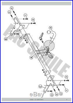 Attelage Démont + Faisceaux 7Br pour Suzuki Grand Vitara Long 4p 05-15 37022/4E1