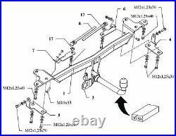 Attelage Suzuki Grand Vitara 3 Portes (09/05-07/10) RDSOH + faisceau universel 7