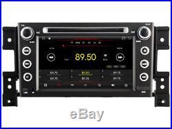 Autoradio DVD Gps Navi Android 8.1 Dab+ Usb Wifi Suzuki Grand Vitara 05-12 K6660