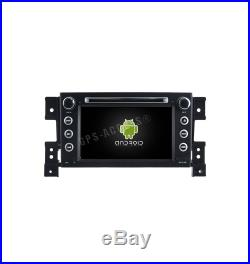 Autoradio GPS Android 8.0 Suzuki Grand Vitara de 2005 à 2013