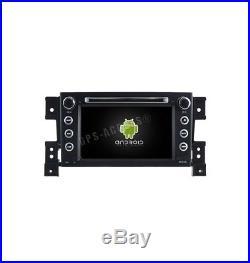 Autoradio GPS Android 8.1 Suzuki Grand Vitara de 2005 Ã 2013