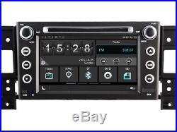 Autoradio Gps Multimedia DVD 2-din Usb Bt Sd Ipod Suzuki Grand Vitara 2005-2013