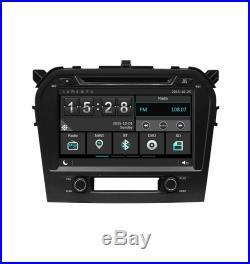 Autoradio S80 GPS Bluetooth Suzuki Grand Vitara depuis 2015
