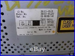 Autoradio d'origine SUZUKI G. VITARA GRAND VITARA 1.9 DCI F9Q264 12/R4228506