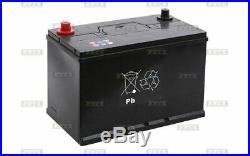 BOLK Batterie de démarrage 100ah / 750A pour TOYOTA RAV PICNIC BOL-E051066