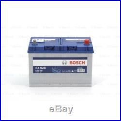 BOSCH Batterie de démarrage S4 pour CITROËN DAF FORD MERCEDES-BENZ MITSUBISHI
