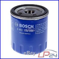 Bosch Filtre À Huile+6 L Castrol Edge Fst 0w-40 Suzuki Grand Vitara 1 2.0 01-05