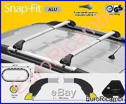 Barres De Toit Pour Main Courante Nordrive Snap-fit1 Suzuki Grand Vitara 5p