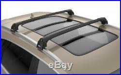 Barres de toit Suzuki Grand Vitara 5p 15 transversales Turtle V2 Black EN STOCK