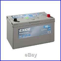 Batterie Exide Premium EA954 12v 95AH 800A