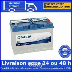 Batterie de Voiture Varta Blue Dynamic G7 12v 95ah 830A 306 x 173 x 225mm