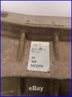 Boite à vitesses occasion SUZUKI GRAND VITARA 1.9 TD 4X4 5P NC 5 M/R18547057