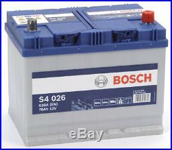 Bosch S4026 Batterie de Voiture 70A/h-630A