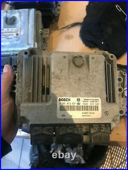 CALCULATEUR MOTEUR Suzuki Grand VITARA 1.9 DDiS ECU 0281012657 Bosch 8200518648