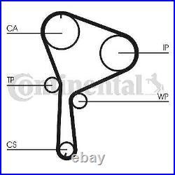 CONTINENTAL CTAM Pompe à eau + kit de courroie distribution (CT1064WP2)