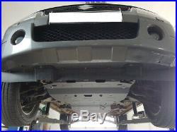 Cache Protection Sous Moteur Métallique Suzuki Grand Vitara (2005-2018)