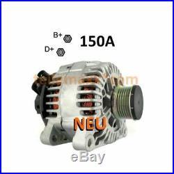 Citroen Fiat Peugeot Suzuki 2.0 2.2 HDI JTD 0124615027 5702A0 Generator TG15C116