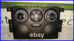Cjb502a014ag commande climatisation suzuki grand vitara jb (jt) 3509916
