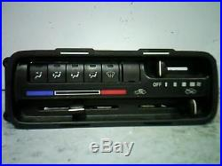 Commande chauffage SUZUKI GRAND VITARA GPS Luxe Essence /R3155032
