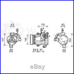 Compresseur Climatisation Compresseur D'Air Suzuki Grand Vitara II JT