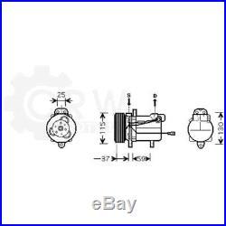 Compresseur climatisation compresseur d'AIR SUZUKI GRAND VITARA I CABRIOLET