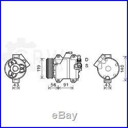 Compresseur climatisation compresseur d'AIR SUZUKI GRAND VITARA I FT GT