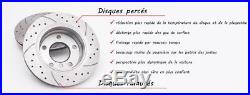 Disques De Frein Avant Gt2109 Suzuki Grand Vitara II (jt) 2005-2013 2014 Ø294