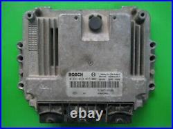 ECU Engine Control Unit Suzuki Grand Vitara 1.9DDI 8200634611 0281012657 EDC16C3