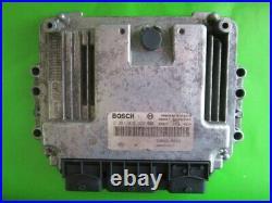 ECU Engine Control Unit Suzuki Grand Vitara 1.9DDI 8200904029 0281015322 EDC16C3