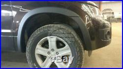 FENDER Fusées Pour Suzuki Grand Vitara 2005-2012 Roue Voûte Plantaire Extensions