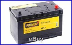 FULMEN Batterie de démarrage 95ah / 720A Pour TOYOTA LAND CRUISER PICNIC FB954