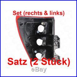 Feux Arrières Ensemble Suzuki Grand Vitara SEULEMENT 5 porte 06- 6Y6