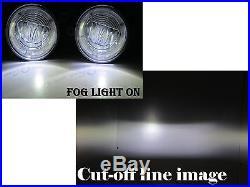 GRAND VITARA 2005-present DRL LED Anti Brouillard Feux Phare for SUZUKI