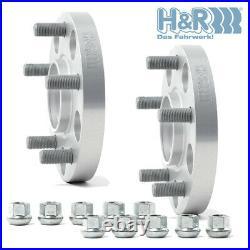 H&R Élargisseurs de voie 20mm pour Suzuki Grand Vitara 4065602