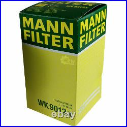 Huile moteur 6L MANNOL Dieseli 5W-30 + Mann-Filter Suzuki Grand Vitara II JT