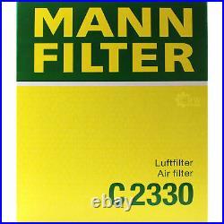 Inspection Set MANNOL 6 L Energy Combi Ll 5W-30 + Mann filtre 10921845